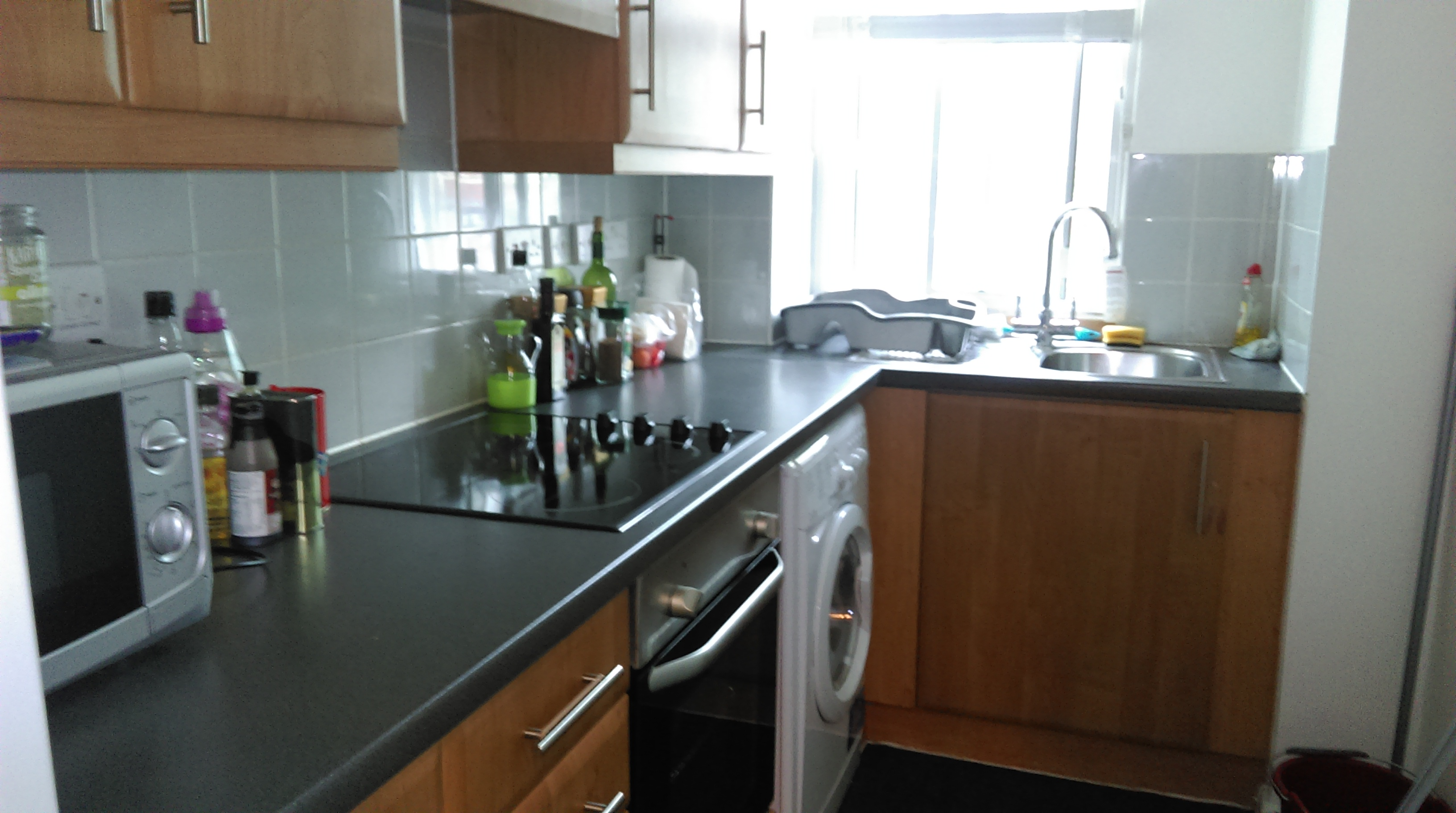 Regular cleaning of communal areas in shared flats, London